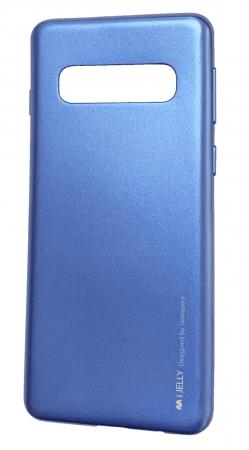 Husa metal I-Jelly Samsung S10 plus, Roz1