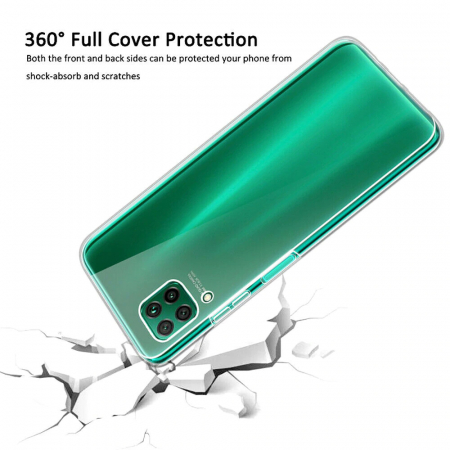 Husa silicon 360 fata+spate Huawei P40 lite1