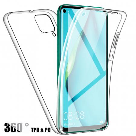 Husa silicon 360 fata+spate Huawei P40 lite0