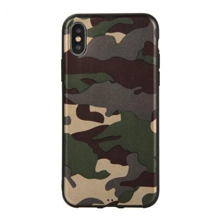 Husa silicon army Iphone X/Xs0