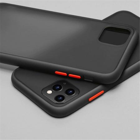 Husa bumper mat iPhone 12 Pro- 4 Culori [3]