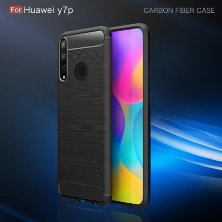 Husa silicon carbmat Huawei P40 Lite E [2]