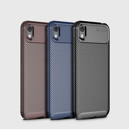 Husa silicon carbon 4 Huawei Y5 2019 - 3 culori [0]