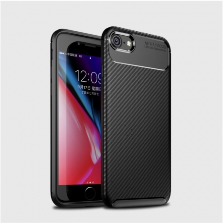 Husa silicon carbon 4 Iphone 8 - 3 culori1