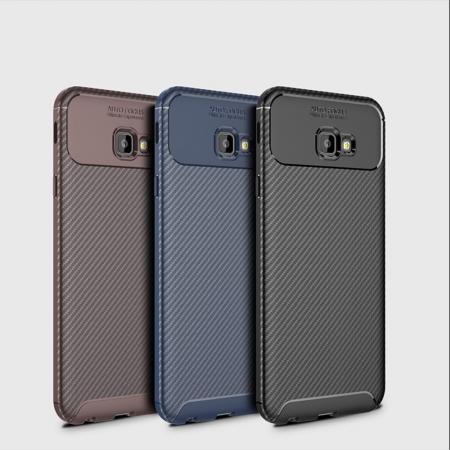 Husa silicon carbon 4 Samsung J4 plus (2018)  - 3 culori [0]