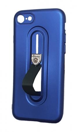 Husa silicon cu suport Iphone 8+ - 3 culori1