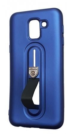 Husa silicon cu suport Samsung A6 (2018) - 3 culori [1]