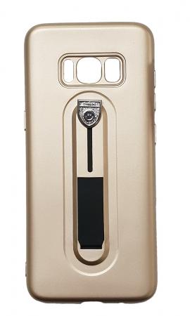 Husa silicon cu suport Samsung S8 - 3 culori0