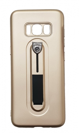 Husa silicon cu suport Samsung S8+ - 3 culori2