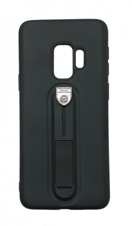 Husa silicon cu suport Samsung S9 - 3 culori [0]