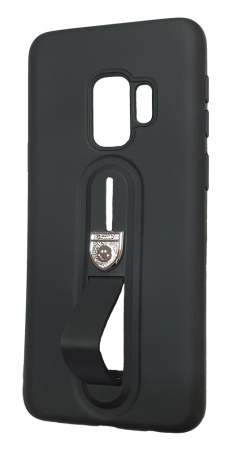 Husa silicon cu suport Samsung S9 - 3 culori [1]