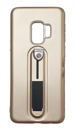 Husa silicon cu suport Samsung S9 - 3 culori [5]
