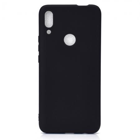 Husa silicon slim mat Huawei P smart Z - negru0