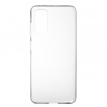 Husa silicon slim Samsung A51, Transparent0