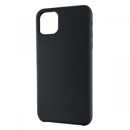 Husa silicon soft mat Iphone 11 - 4 culori0