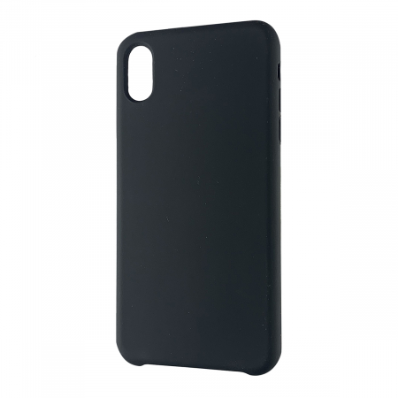 Husa silicon soft mat Iphone Xr - 3 culori0