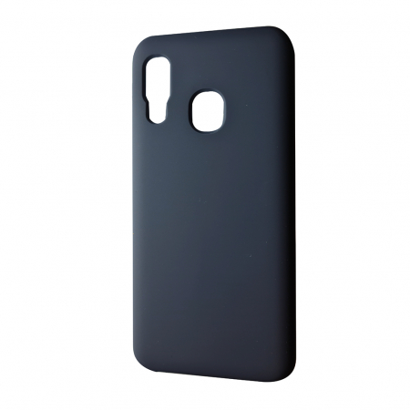 Husa silicon soft mat Samsung A20e - 5 culori5