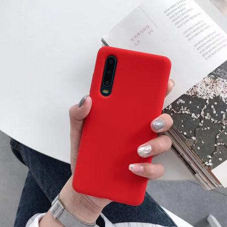 Husa silicon soft mat Samsung S20 - 3 culori [2]