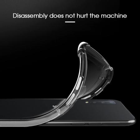 Husa silicon transparent anti shock Samsung A50 [1]