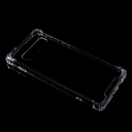 Husa silicon transparent anti shock Samsung S101