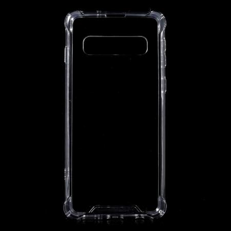 Husa silicon transparent anti shock Samsung S100