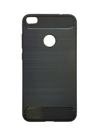 Husa silicon carbmat Huawei P8/P9 lite (2017)1