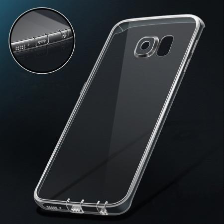 Silicon slim Samsung S6 edge - 2 culori0