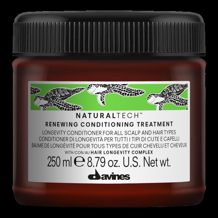 Balsam anti-îmbătrânire pentru păr și scalp Naturaltech Renewing 250ml [0]