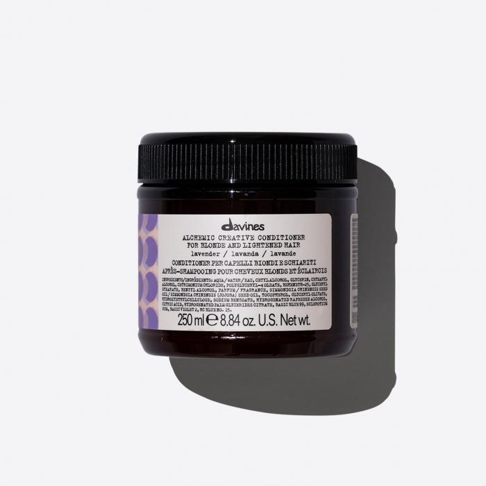 Balsam de îngrijire a culorii părului blond Alchemic Lavender 250ml 0