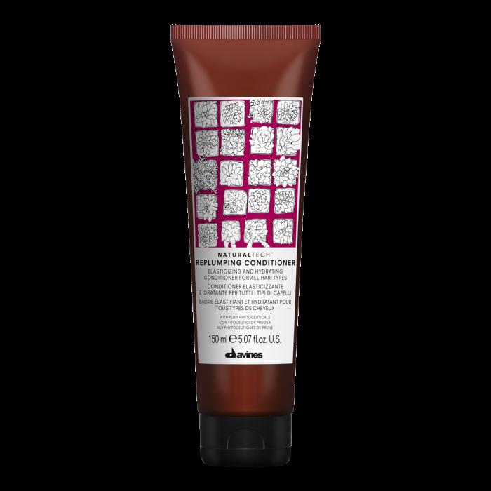 Balsam de reumplere pentru păr deteriorat Naturaltech Replumping 150ml 0