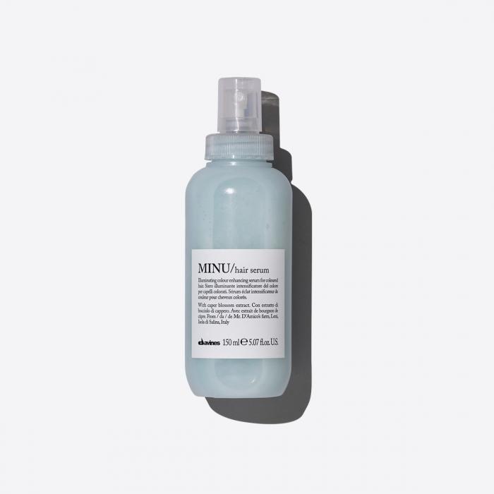 Ser hidratant și protector pentru părul vopsit Minu 150ml 0