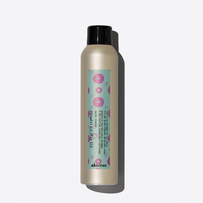 Spray pentru strălucire și fixare usoară Invisible No Gas 250ml 0
