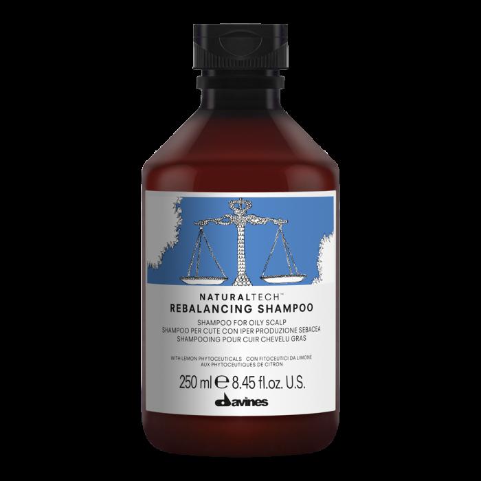 Șampon împotriva excesului de sebum Naturaltech Rebalancing 250ml 0