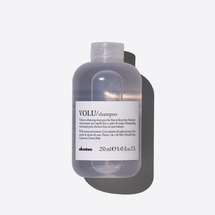 Șampon pentru păr fin și fără volum Volu 250ml 0