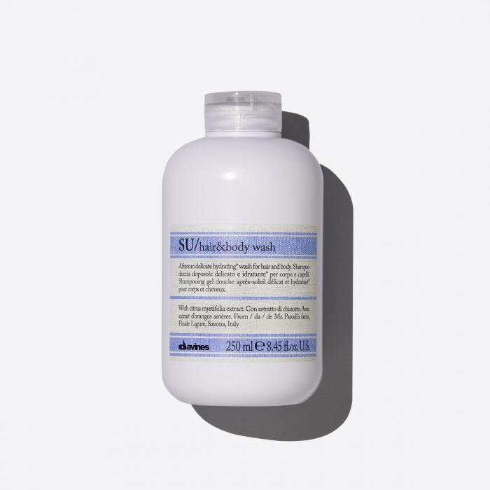 Șampon cu protecție solară pentru păr și corp Su Hair & Body 250ml 0