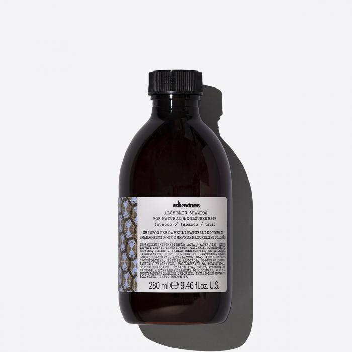 Șampon nuanțator Alchemic Tobacco 280ml 0