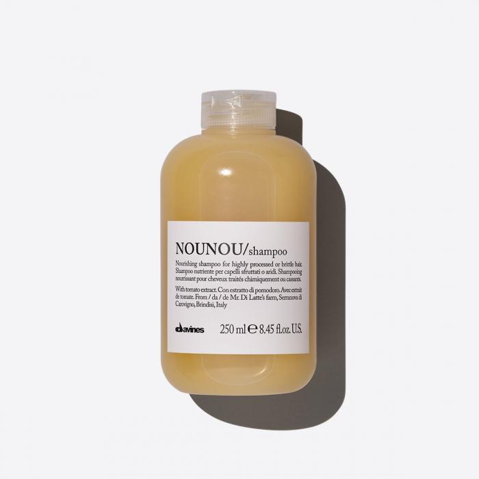 Șampon nutritiv pentru păr uscat și deteriorat NouNou 250ml 0