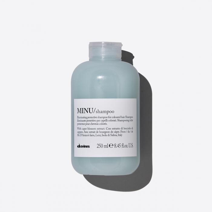 Șampon protector pentru părul vopsit Minu 250ml [0]