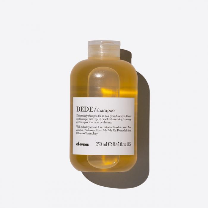 Șampon delicat zilnic pentru toate tipurile de păr Dede 250ml 0