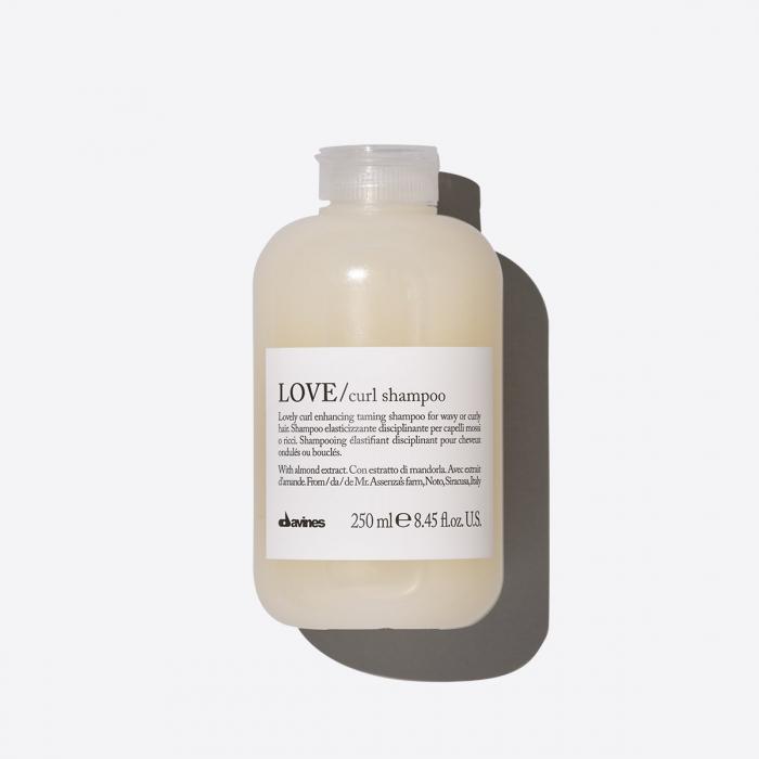 Șampon pentru păr ondulat sau creț Love 250ml 0
