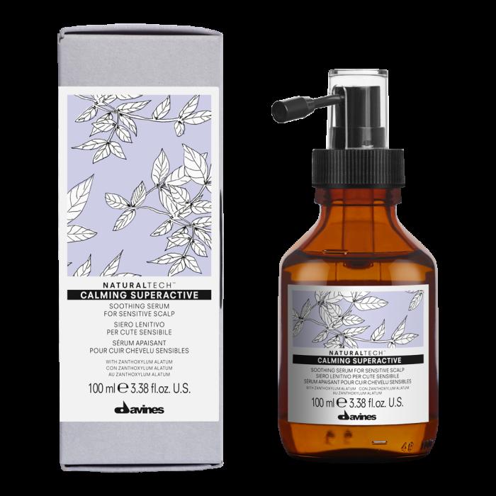 Ser calmant pentru scalp sensibil Naturaltech Calming Superactive 100ml [0]