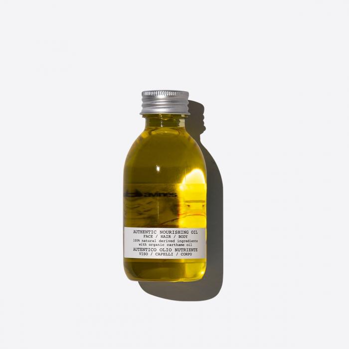Ulei hrănitor pentru păr și piele Authentic 140ml [0]