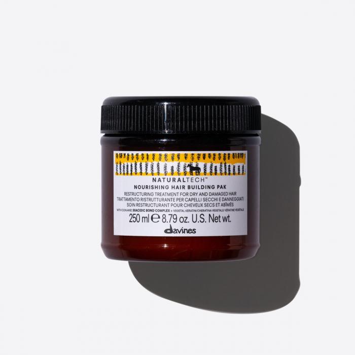 Tratament restructurant pentru păr fragil Naturaltech Hair building 250ml 0