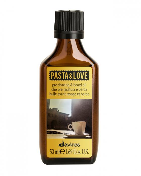 Ulei pentru barbă Pasta & Love 50ml 0