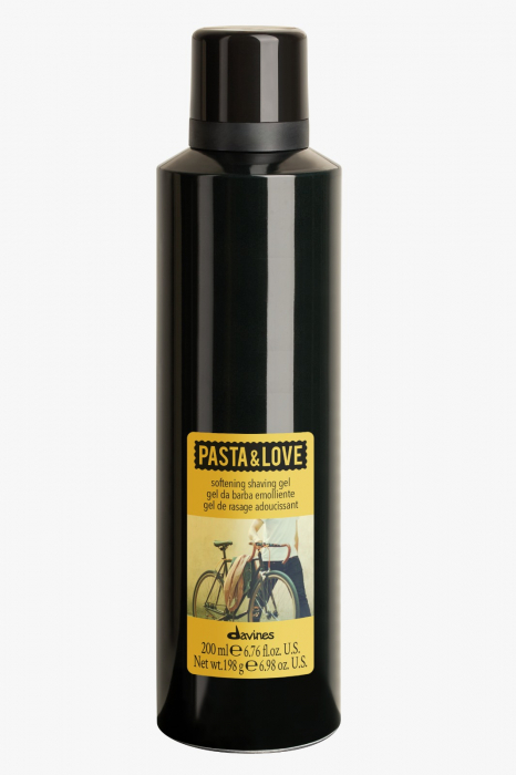 Gel de barberit Pasta & Love 200 ml [0]