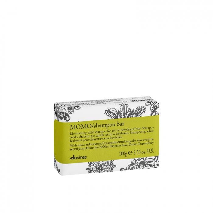 MOMO Şampon solid hidratant pentru părul de uscat și deshidratat [0]