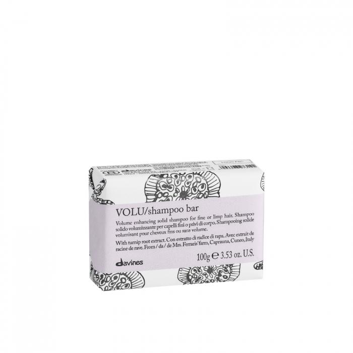 VOLU Şampon solid pentru volum, pentru părul moale, lipsit de volum [0]