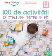 100 de Activitati de stimulare pentru cei mici [0]