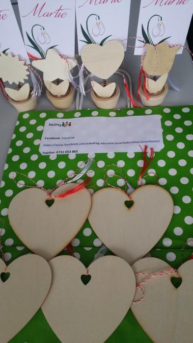 Inima din lemn cu gaura in forma de inimioara [2]