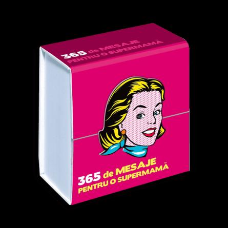 365 de mesaje pentru o supermama - calendar 0